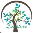 Logo arbre lunature